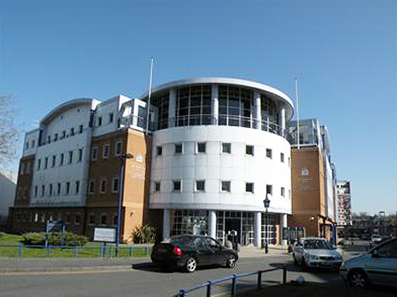 Colindale Police Station | Projects | Brogan Group